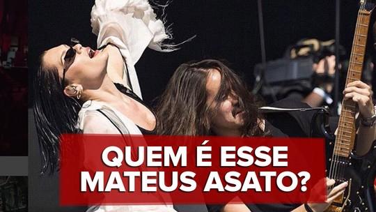 Mateus Asato, ex-guitarrista de Jessie J e Luan, prepara 1º disco solo cheio de vocalistas para virar 'Santana brasileiro'