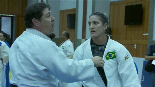 Equipe do judô brasileiro se concentra e busca o equilíbrio para conquistar medalhas na Olimpíada