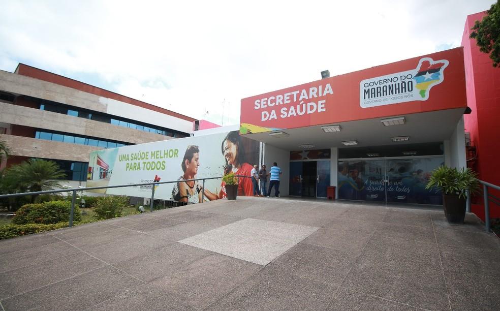 Secretaria de Estado da Saúde (SES) descartou surto de meningite no Maranhão. — Foto: Divulgação/SES