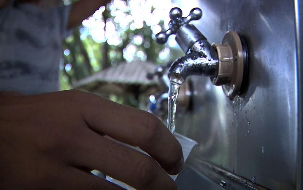 Justiça determina redução de tarifa de água e contas devem ficar aproximadamente 11% mais baratas no Ceará — Foto: Reprodução/EPTV