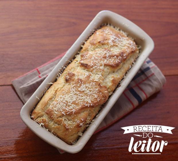 receita-do-leitor-pão-da-tia-lourdinha (Foto: Divulgação)