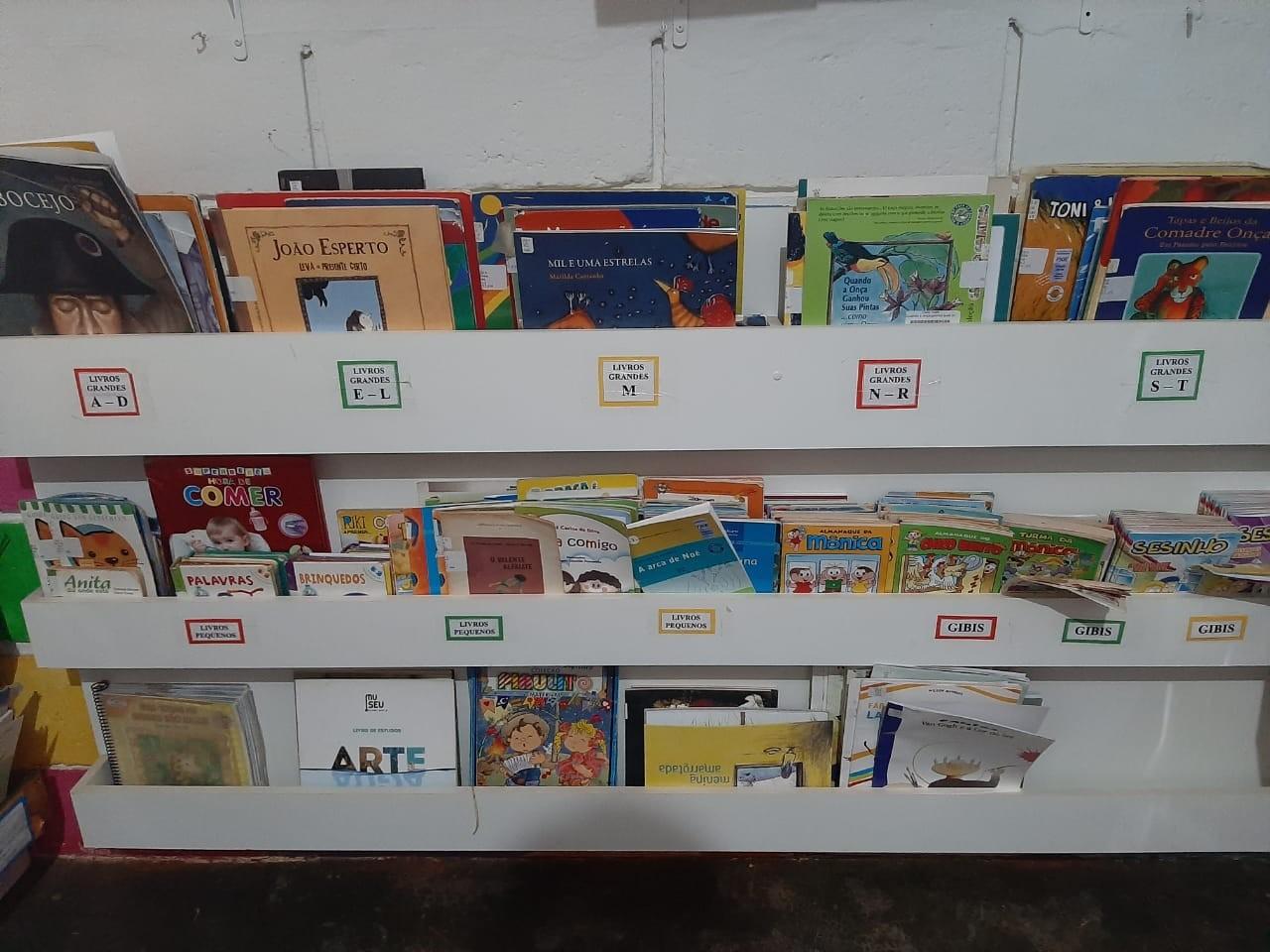 Professora em Uberlândia realiza pesquisa sobre interação de crianças da educação infantil com os livros
