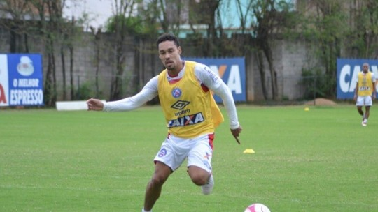 Foto: (André Costa / Divulgação / EC Bahia)