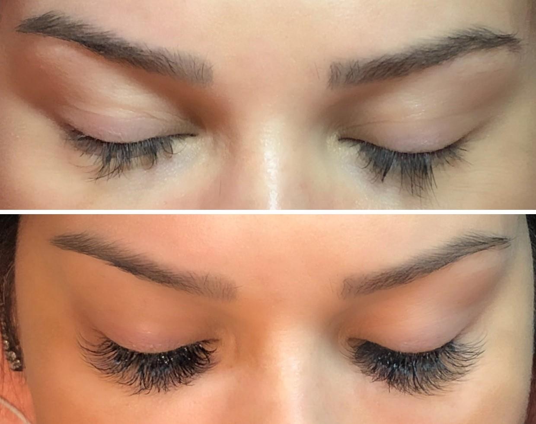 O antes e depois de Fernanda Souza (Foto: Divulgação)