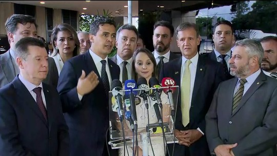 Dez partidos apoiam reeleição de Rodrigo Maia