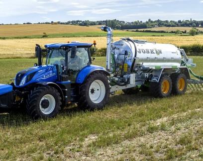 Trator movido a metano chega ao mercado ainda em 2021