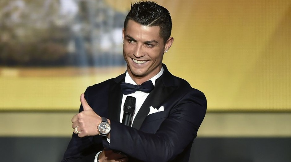 Cristiano Ronaldo (Foto: Divulgação)