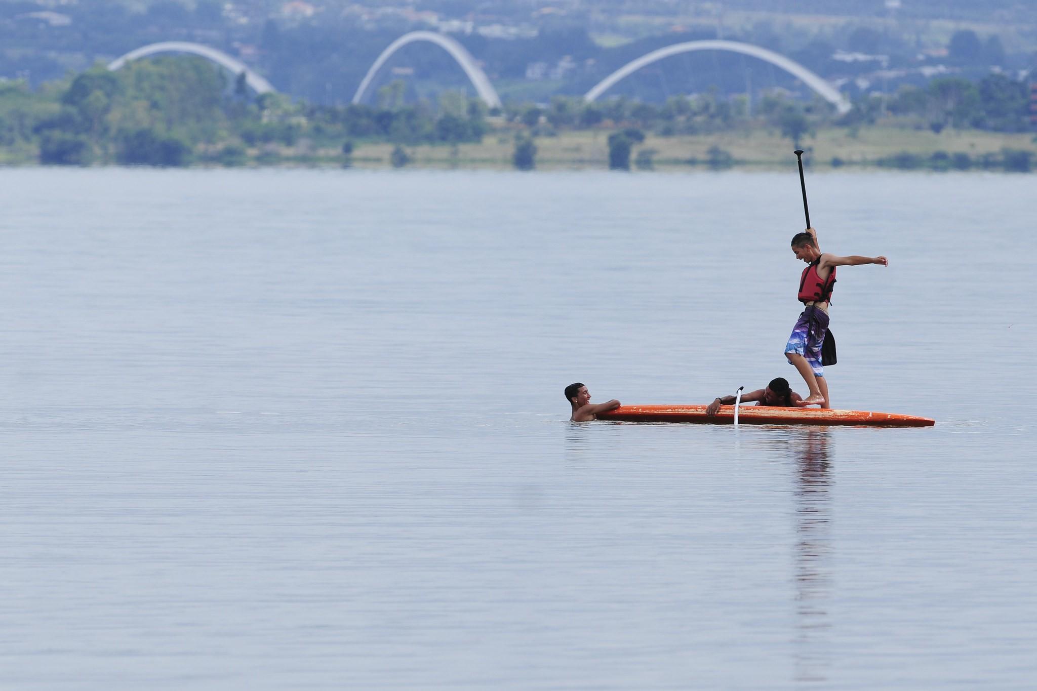 Lago Paranoá vai sediar programação do 8º Fórum Mundial da Água; confira