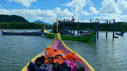 Muito mais das comunidades do litoral paranaense