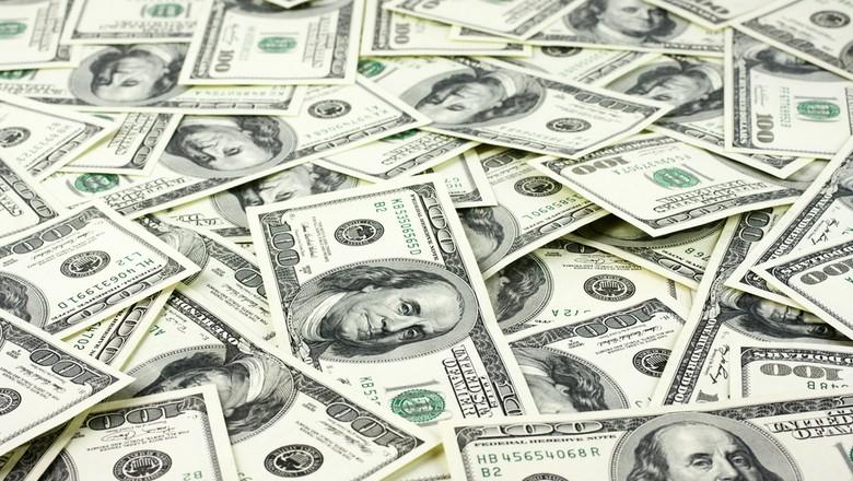 economia_dolar_notas (Foto: Shutterstock)