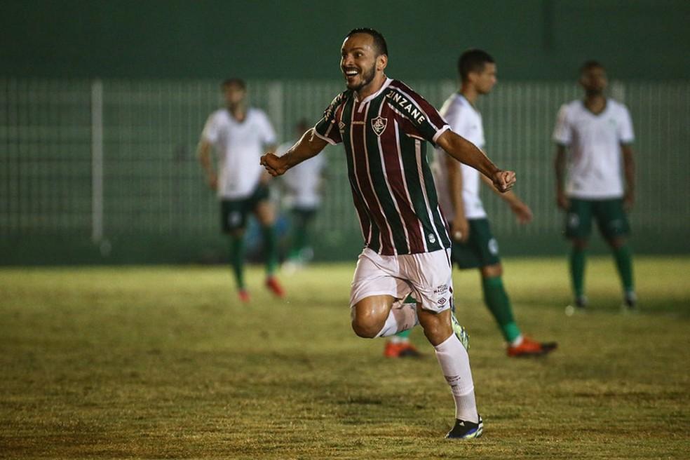 Yago, Fluminense — Foto: Lucas Merçon / Fluminense FC