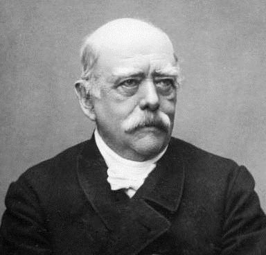 Otto Von Bismarck, o chanceler alemão