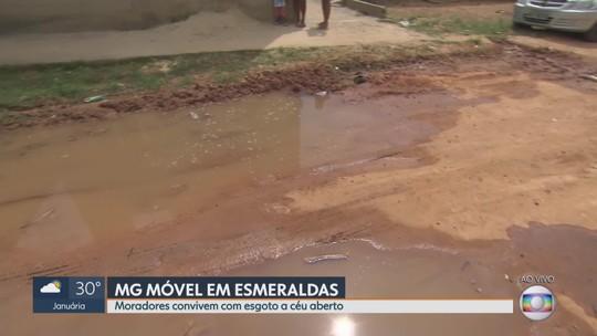 MG Móvel volta ao bairro Santa Cecília, em Esmeraldas