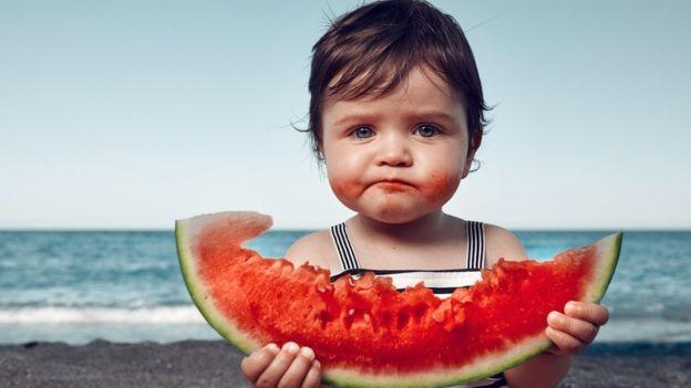 O mercado britânico também é um grande consumidor das melancias e melões brasileiros (Foto: GETTY IMAGES)