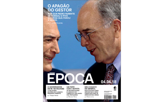 Capa Revista Época Ed 1040-Home560 (Foto: Época)