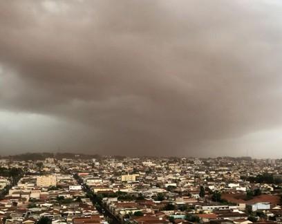 Interior de São Paulo volta a registrar tempestade de areia