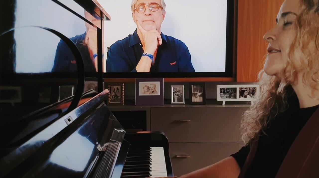 Delia Fischer reaviva país amoroso de Ivan Lins em single que anuncia o álbum 'Hoje'