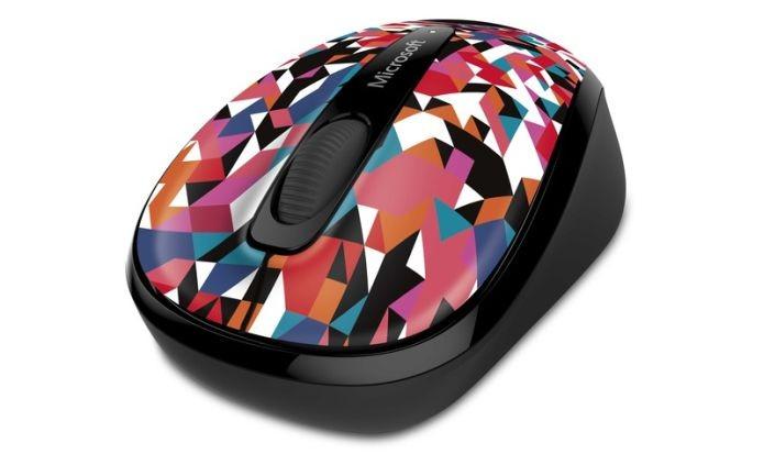 O Wireless Mobile Mouse 3500 é um modelo mais tradicional (Foto: Divulgação/Microsoft)