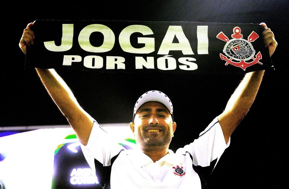 ... Corinthians celebra 108 anos com jogo na Arena — Foto  Marcos Riboli 2b1bbf951e79a