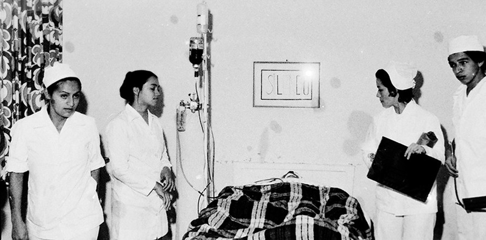 O único sobrevivente do acidente aéreo em MS ficou mais de um ano no hospital. — Foto: Roberto Higa/Reprodução