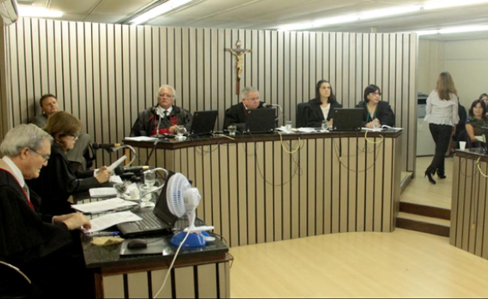 Tribunal de Justiça do Ceará quer agilizar processos envolvendo crimes cometidos por facções criminosas (Foto: TJCE/Divulgação)