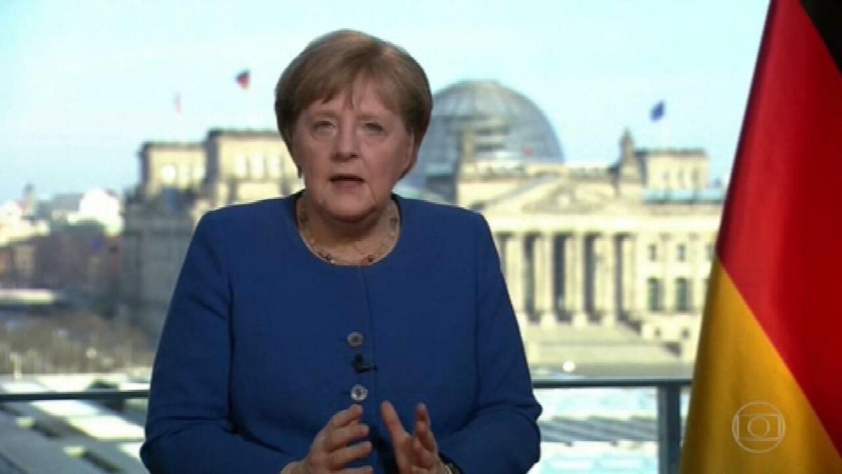 Alemães se preparam para se despedir da primeira-ministra Angela Merkel após 16 anos