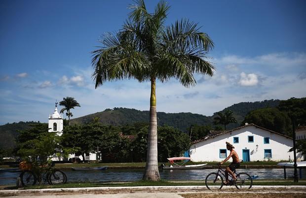 Paraty avança mais um passo para se tornar Patrimônio Mundial (Foto: GettyImages )