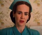Sarah Paulson em cena em 'Ratched' | Divulgação