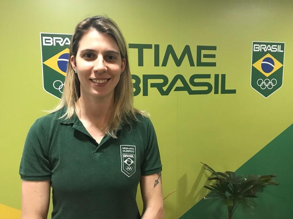 Natalia Falavigna — Foto: Divulgação/CBTkd
