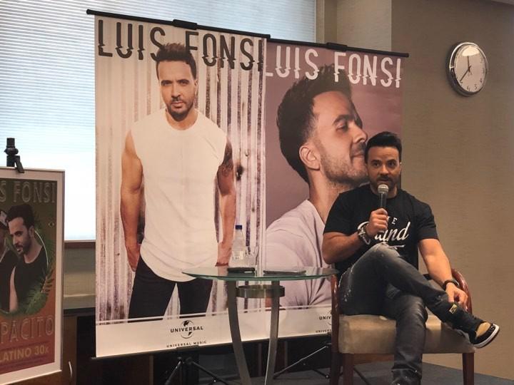 Luis Fonsi  (Foto: Daphne Ruivo)