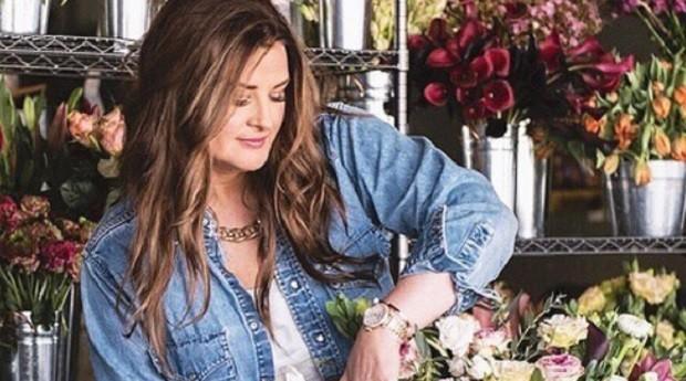 Christina Stembel, fundadora da Farmgirl Flowers (Foto: Reprodução/Instagram)