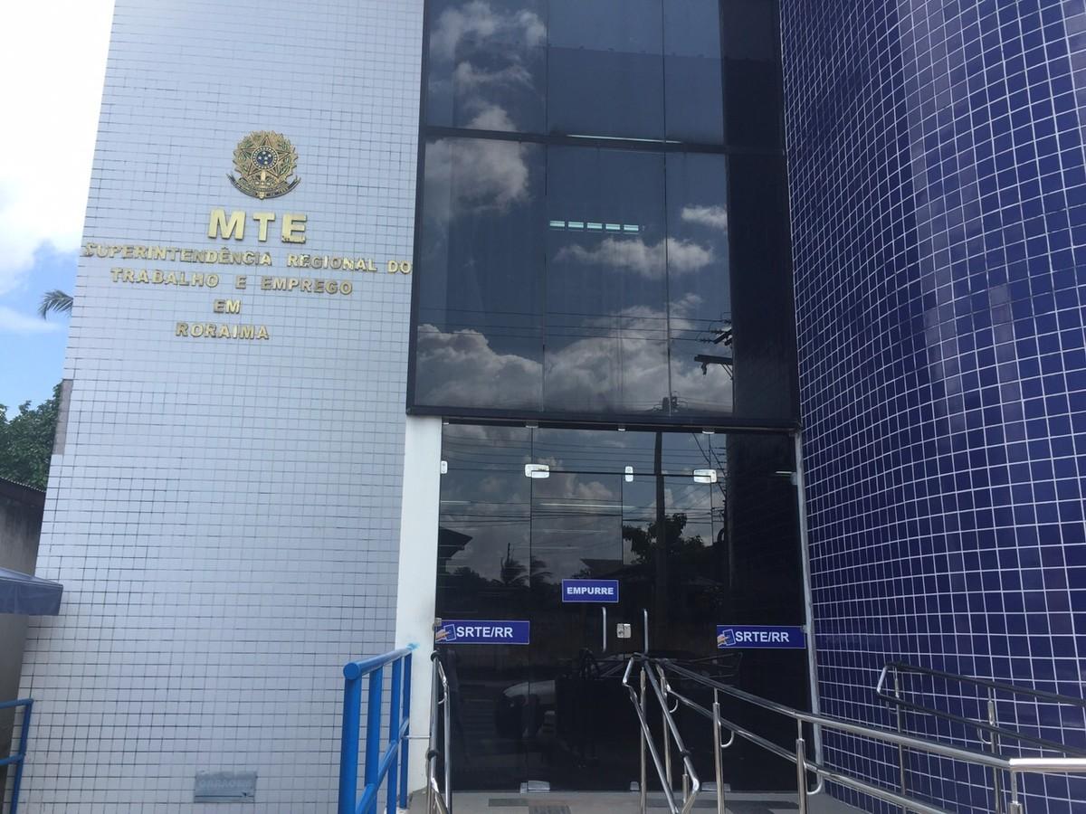 Auditores fiscais que combatem trabalho escravo fazem paralisação em Roraima