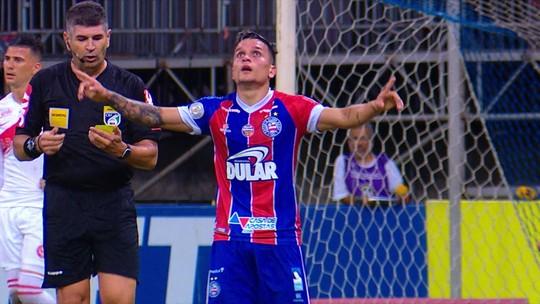 Artur destaca evolução pelo Bahia antes de retorno ao Palmeiras e sonha com Olimpíada