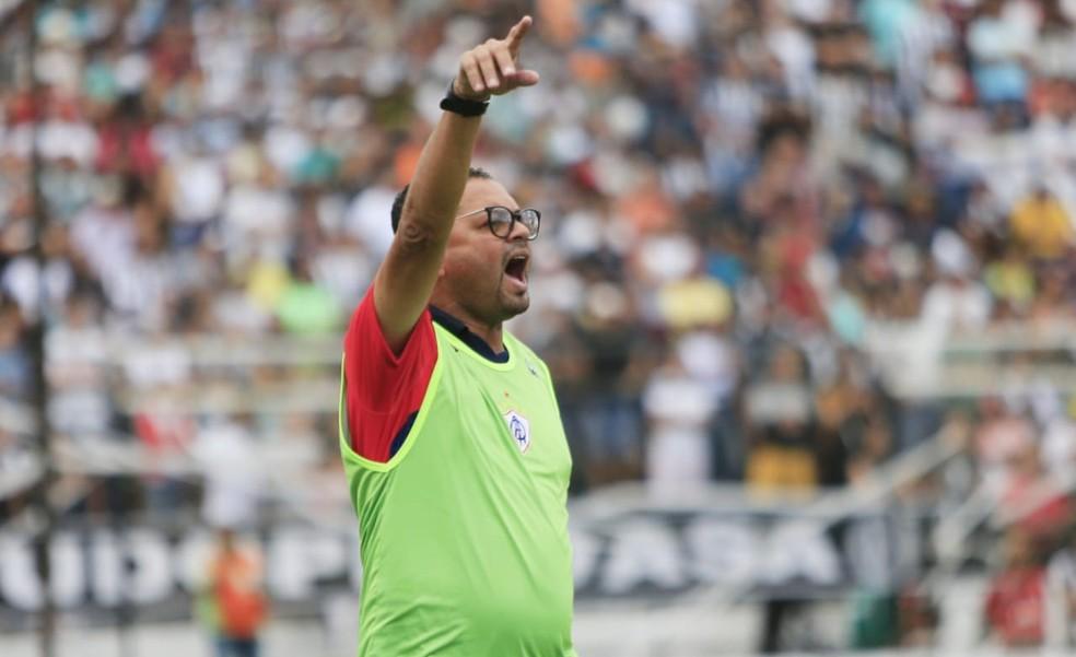 Ferreira será o técnico do Itabaiana em 2020 — Foto: Ailton Cruz/Gazeta de Alagoas