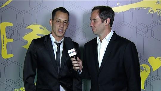 Rodriguinho fala sobre premiação do Campeonato Paulista e lamenta Carille não ter vencido