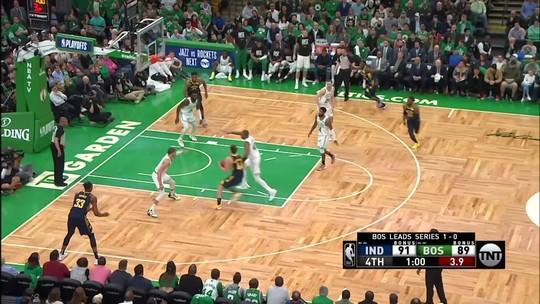 Melhores momentos: Boston Celtics 99 x 91 Indiana Pacers pela NBA