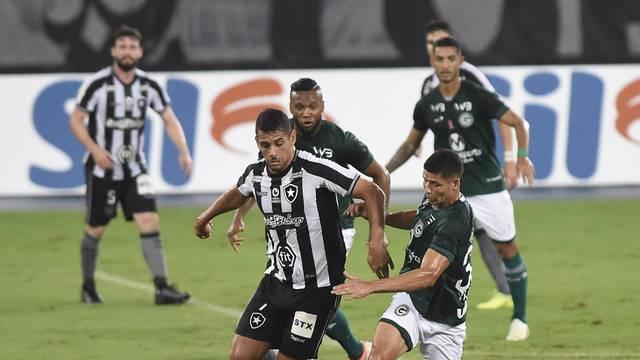 Diego Souza Botafogo x Goiás Nilton Santos