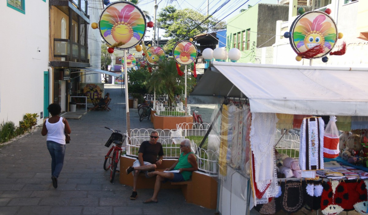 Calçadão de São João da Barra, RJ, terá programação de Carnaval a partir deste sábado