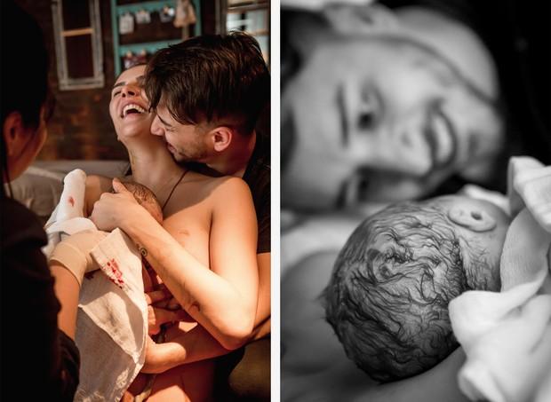 Otto nasceu no quarto de seus pais (Foto: Lela Beltrão)