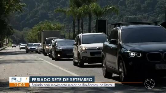 Feriado da Independência movimenta Rio-Santos, em Angra e Paraty