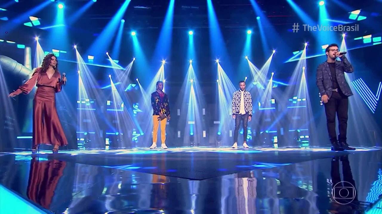 Finalistas do The Voice 2020 cantam medley de Natal