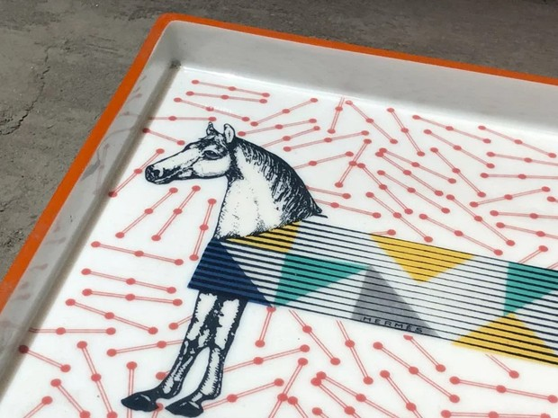 Hermès lança nova linha de produtos para casa em Milão (Foto: Divulgação)