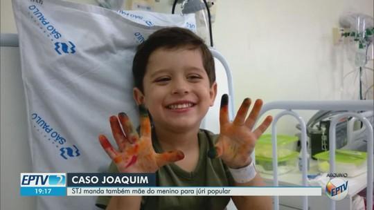 Caso Joaquim: 'STJ acertou ao reconhecer homicídio doloso', diz promotor sobre acusação contra mãe