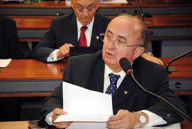Deputado federal Júlio César (PSD) testa positivo para a Covid-19