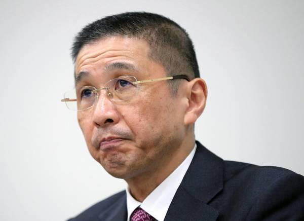 O CEO da Nissan, Hiroto Saikawa  (Foto: EPA)