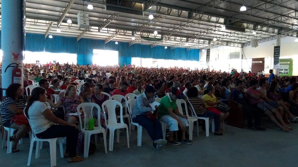 Endereços de 1,4 mil apartamentos são sorteados em Ji-Paraná, RO