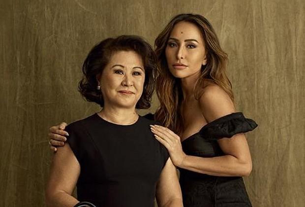 Sabrina Sato e Dona Kika (Foto: Reprodução/Instagram)