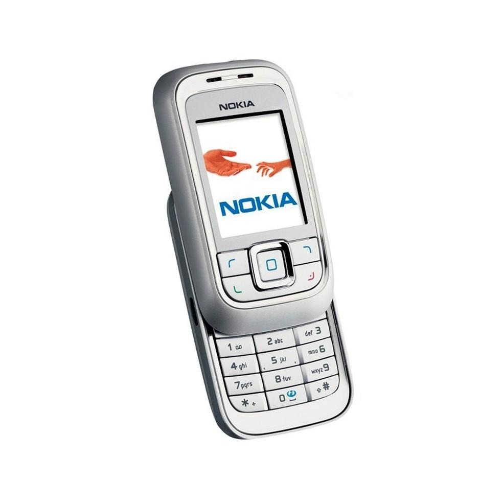 Nokia 6111 foi lançado em 2005 com câmera de 1 megapixel � Foto: Divulgação