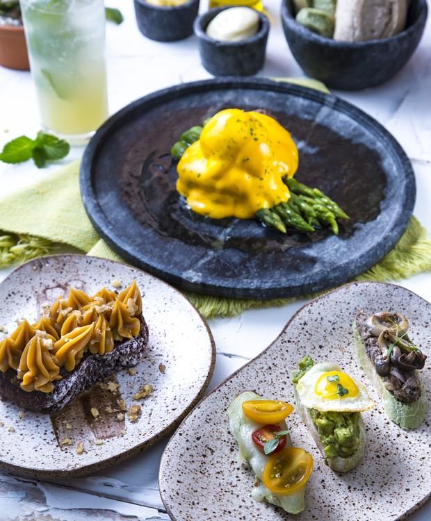 Brunch do Espaço D Gastronomia (Foto: Divulgação)