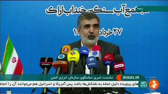 Irã ameaça superar limite de reservas de urânio fixado em acordo
